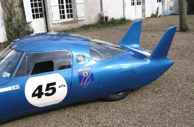 CD Panhard Le Mans 1964
